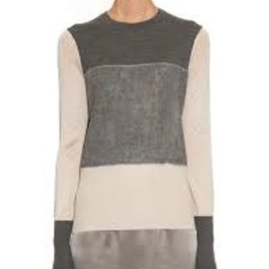 rag & bone Marissa Merino Wool Color Block Sweater